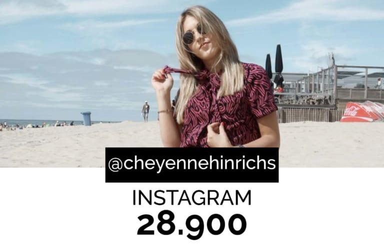 Cheyenne Hinrichs